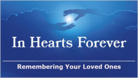 in hearts forever remembering your loved ones